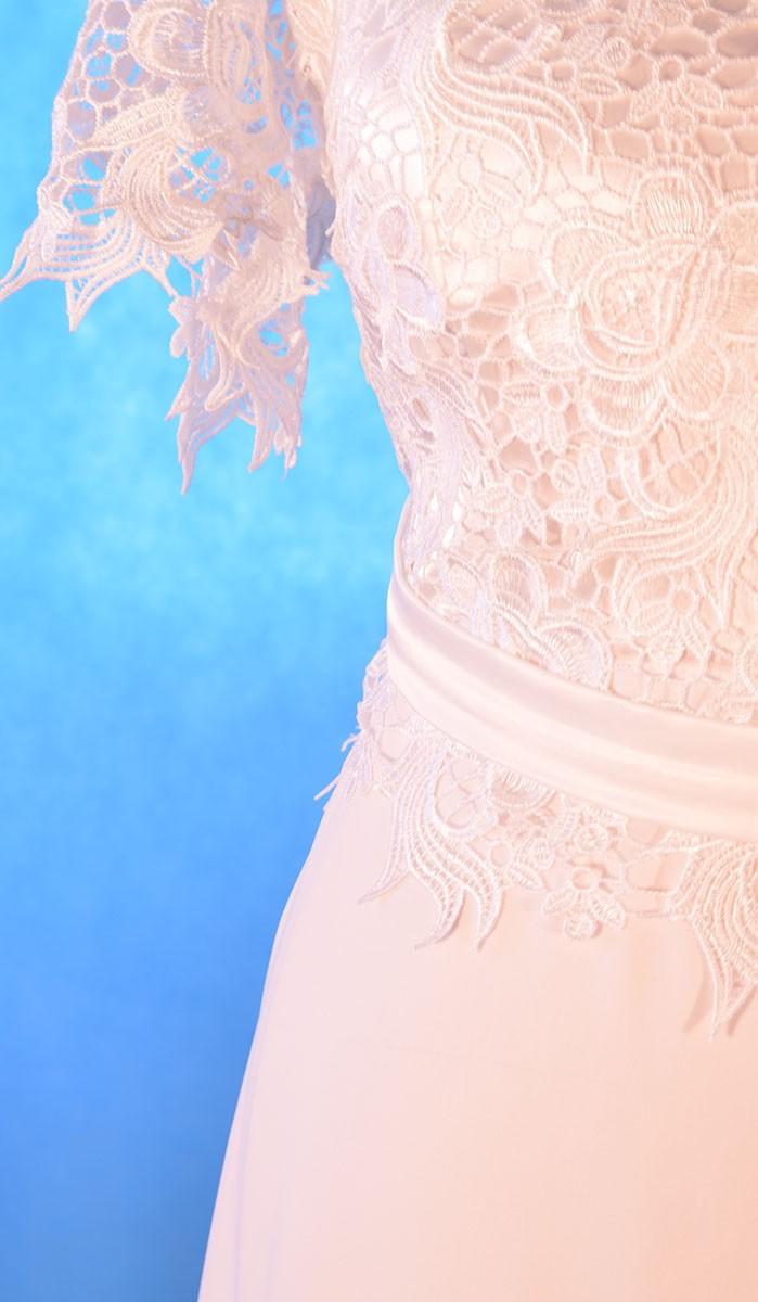 Robe de Coeur - Robe de mariée - Albi - Tarn - robe neuve - petit budget - Marie June