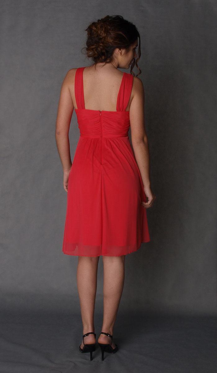Robe de Coeur - Robe de soirée - robe de cérémonie- robe de demoiselle d'honneur - Albi - Tarn - robe occasion - petit budget -