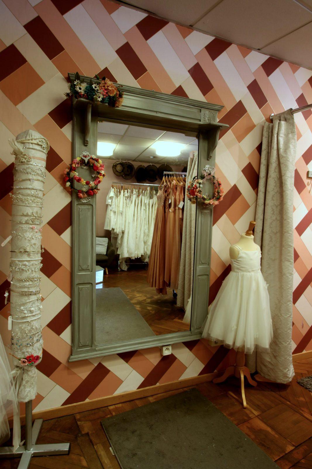 Robe de Coeur - Robe de soirée - robe de cérémonie- robe de demoiselle d'honneur - Albi - Tarn - Robe de mariée- accessoire - boutique cosy- cocooning- magasin robe de mariee