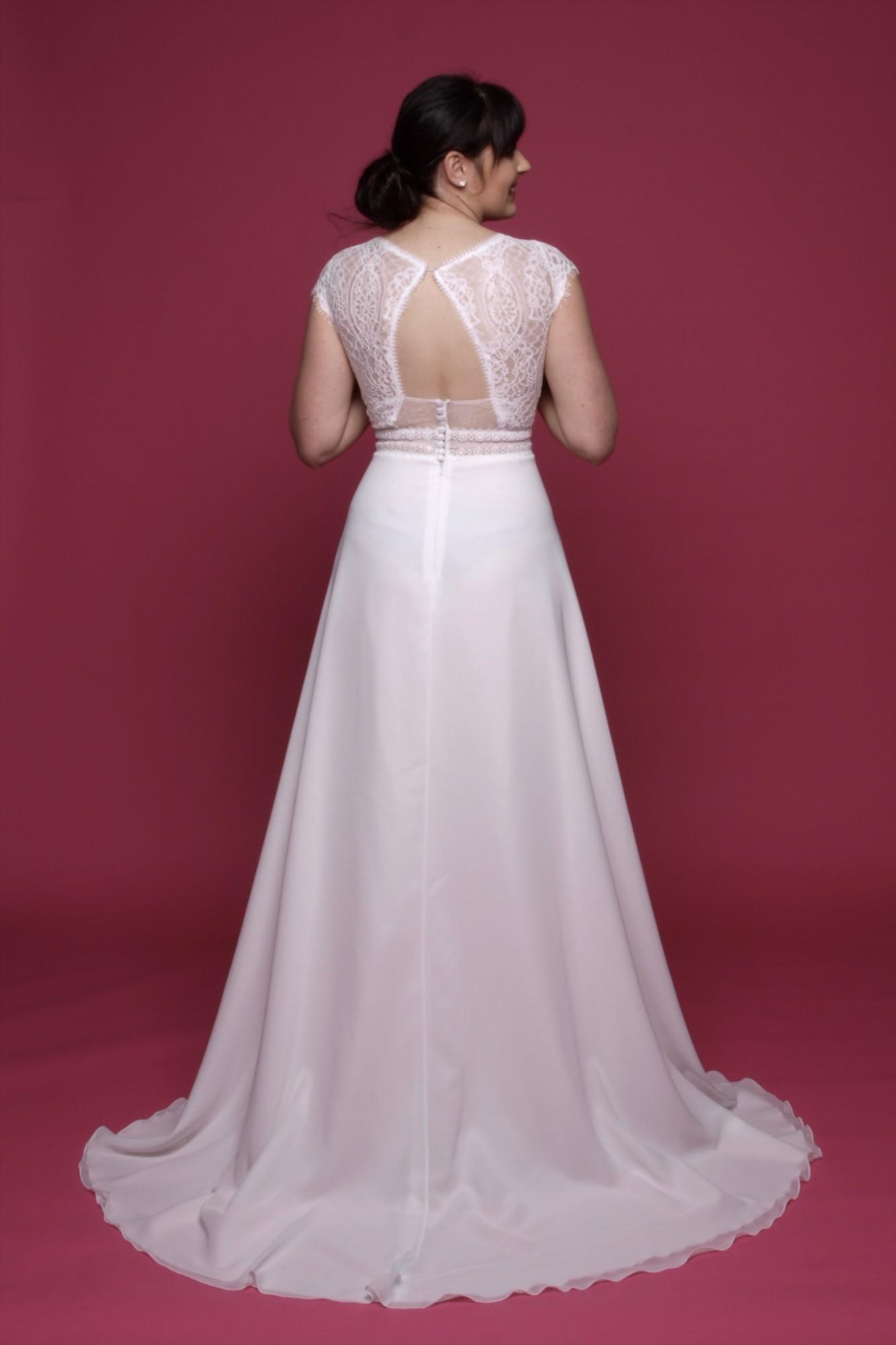Robe de Coeur - Robe de mariée - Albi - Tarn - robe neuve - petit budget - bianco évento