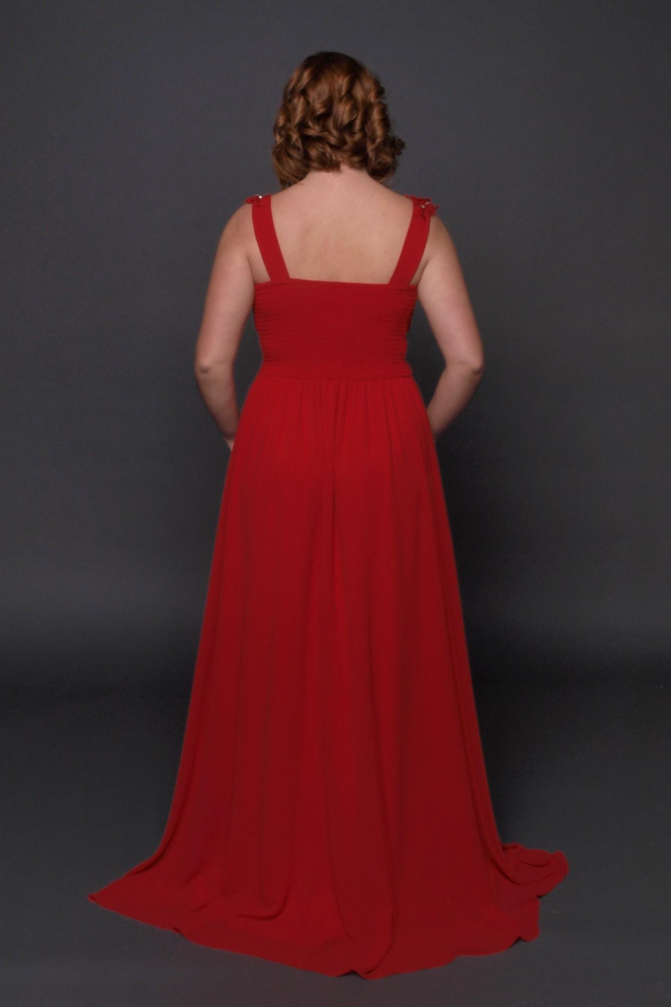 Robe de Coeur - Robe de soirée - robe de cérémonie- robe de demoiselle d'honneur - Albi - Tarn - robe neuve - petit budget - eva et lola